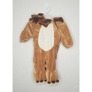 Totally Ghoul Lion Cub Animal Baby Costume